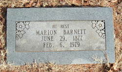 Marion Barnett