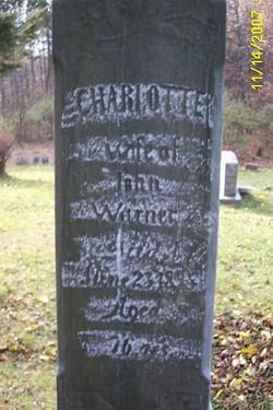 Charlotte <i>Husted-Jennings</i> Warner