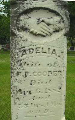 Adelia <i>Dodge</i> Cooper