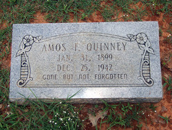 Amos Fred Quinney