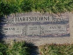 Ann M Hartshorne