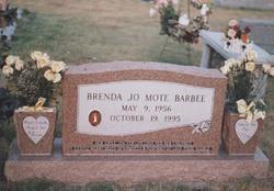 Brenda Jo <i>Mote</i> Barbee