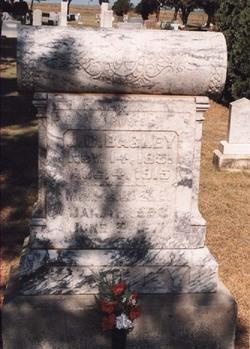 Mrs N. J. Bagley