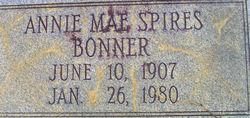 Annie Mae <i>Spires</i> Bonner