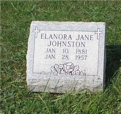 Elanora Jane Johnston
