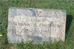 Thomas T Johnston