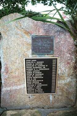 Carmel CA Vietnam <i>War</i> Memorial