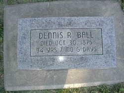 Pvt Dennis R Ball
