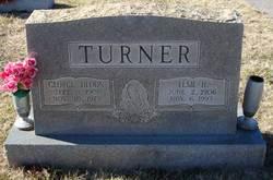 Elsie H Turner