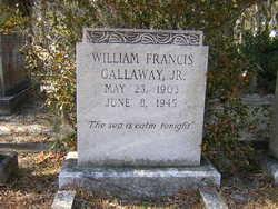 William Francis Gallaway, Jr