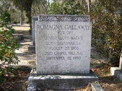 Romagna Adeline <i>Gallaway</i> Mackie