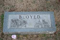 John Milton Bloyed