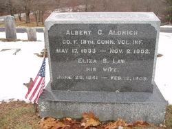 Eliza S. <i>Law</i> Aldrich