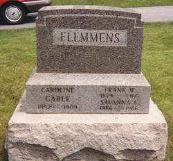 Savanna Catherine <i>Gable</i> Flemmens