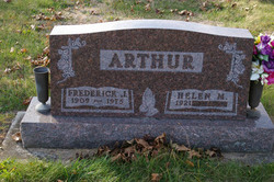 Frederick J Arthur