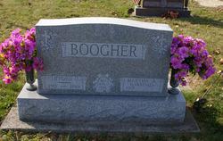 Martha A <i>Lawrence</i> Boogher