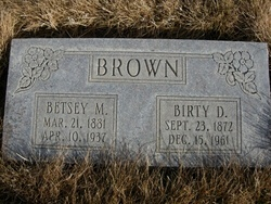 Birty Delmer Brown
