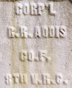 Corp Benjamin R Addis