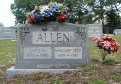 Margaret <i>Leigh</i> Allen