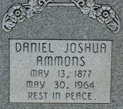 Daniel Joshua Ammons