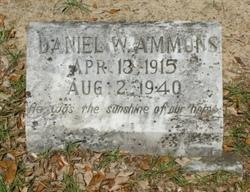 Daniel W. Ammons
