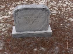 William Roan Alderman, Jr