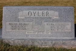 Wilma <i>Covington</i> Oyler