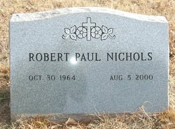 Robert Paul Nichols
