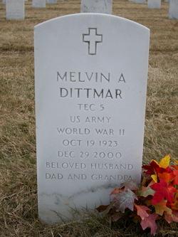 Melvin A. Dittmar