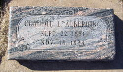 Claudie L. Alberding