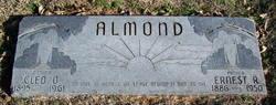 Ernest Raymond Almond