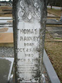 Thomas Frederick Rainey, Sr