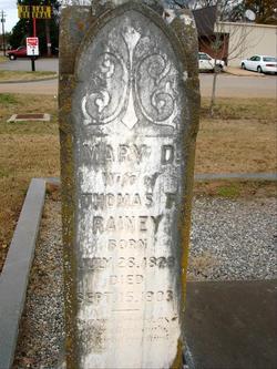 Mary Dwight <i>Collins</i> Rainey