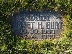 Harriet <i>Hilton</i> Burt