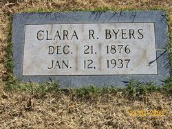 Clara <i>Rosinsky</i> Byers