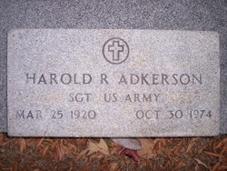 Harold R. Adkerson