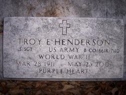 Troy Everett Henderson