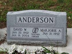 Marjorie A. Anderson