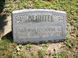 Annie E. <i>McCracken</i> Bechtel