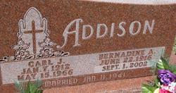 Bernadine A. <i>Coughlin</i> Addison