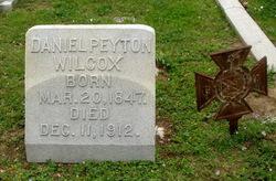 Daniel Peyton Wilcox