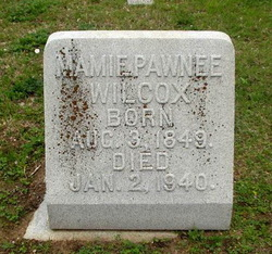 Mamie Pawnee Wilcox