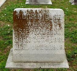Murphy <i>Buse</i> Wilcox