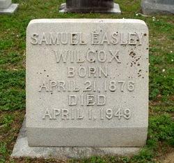 Samuel Easley Wilcox