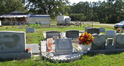 Gillikin-Cleve Family Cemetery