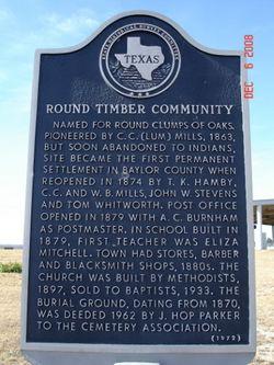 Round Timber Cemetery