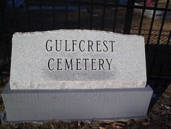Gulfcrest Baptist Church Cemetery