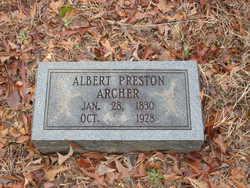 Albert Preston Archer