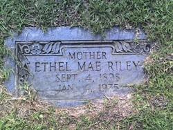 Ethel Mae Riley