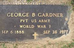 George Benjamin Gardner